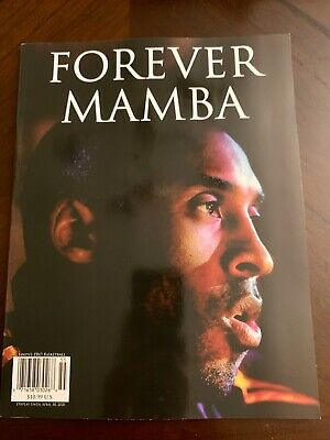 SHIP NOW New Forever Mamba Kobe Bryant Tribute Magazine 2020 Special Packaging