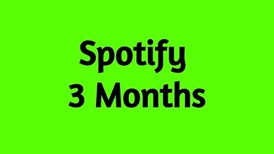 Spotify Premium | Instant delivery | 3 months warranty | Worldwide