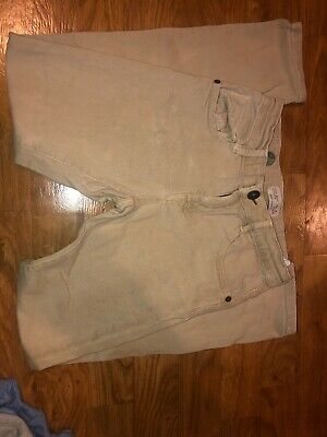 zara boys beige jeans with adjustable waist age 8 years