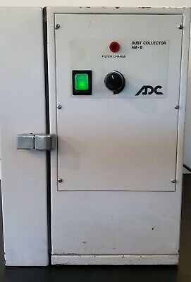 ADC Model AB_BV Dust Collector                                               EB