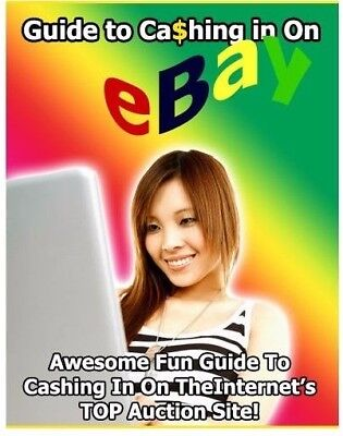 Guide to Cashing in on Ebay **Buy it Now** (eBook-PDF file) FREE SHIPPING 0.99 .