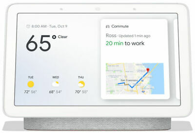 Google Home Nest Hub - Chalk *BRAND NEW*