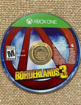 Borderlands 3 - Xbox One (DISC ONLY)