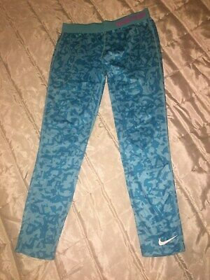 Nike Pro Tights Girls Size L 12-13 years