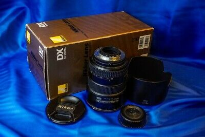 Nikon AF-S DX NIKKOR 17-55mm f/2.8 G ED in Good condition