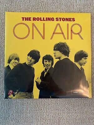 THE ROLLING STONES On Air BBC Yellow Vinyl 2LP Sealed 2017 Mick Jagger