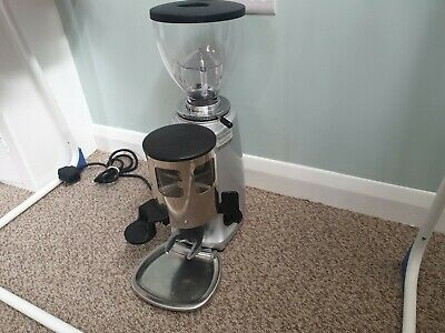 Mazzer Super Jolly Automatic - With Telescopic Tamper Coffee Beans Grinder