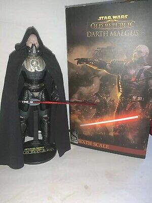 1/6 Star Wars Darth Malgus The Old Republic by Sideshow Collectibles Exclusive