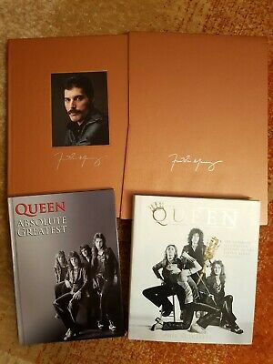 Freddie Mercury: The Solo Collection + Absolute Greatest + Crown Kings of Rock