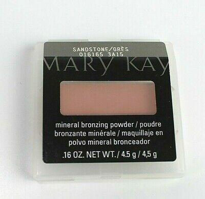 Mary Kay New 1 Mineral Bronzing Powder Color Sandstone