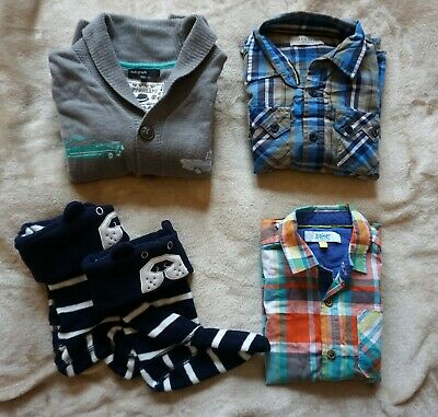 boys clothes 5-6 years bundle Ted Baker, Joules, Autograph, M&S 4 items