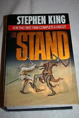 The Stand for the First Time Complete and Uncut by Stephen King