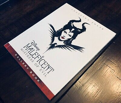Maleficent Mistress Of Evil 2019 Target Exclusive (Gallery Book, No Movie!)