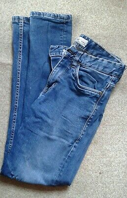 Boys Next Skinny Jeans - Blue - Size 28R - Used - VGC