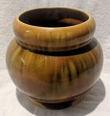 Vintage Crown Lynn Pottery New Zealand Vase