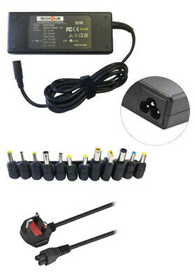High-quality AC DC Adapter Charger Power Supply For Laptop PC 8 Tips  #HD3
