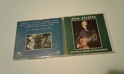 Dire Straits-On every street of Barcelona(CD)