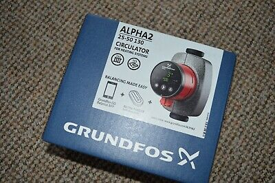 Grundfos Alpha2 25-50 130 - New And Unused !!!!!!!