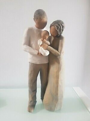 Willow Tree Figurine - We are Three  by Susan Lordi