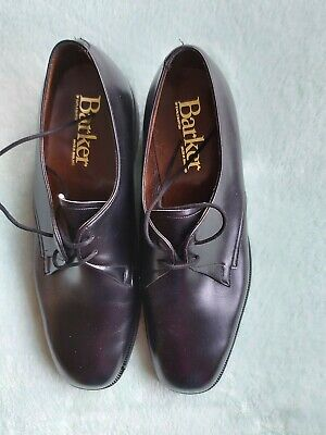 Vintage Mens Shoes by Barkers of Earl Barton - Size 7E
