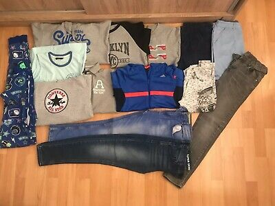 Boys Clothes Bundle 10-12 Years Converse, Superdry, Adidas & Next