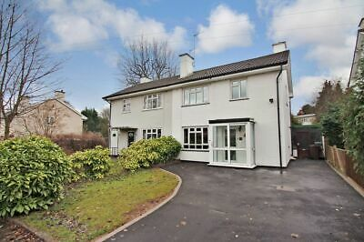 House in Solihull, CONCRETE three bed semi detached next to Elmdon Park.