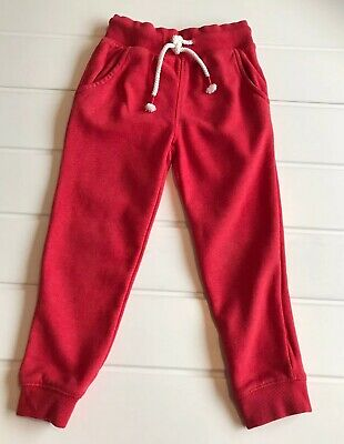 Girls Next Age 4 years Red Joggers Bottoms Ideal School Sports PE Kit