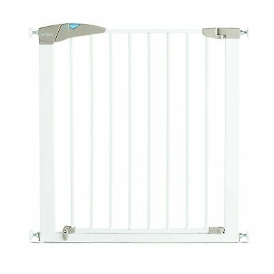 Lindam 4442801 Sure Shut Axis Pressure Fit Safety Gate - White
