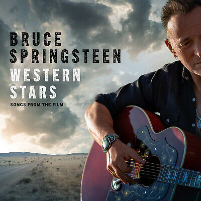 Bruce Springsteen Western Stars - Songs From The Film Cd Album New & Sealed Free
