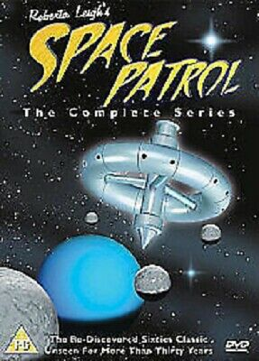Space Patrol   Complete Series                   Fast  Post
