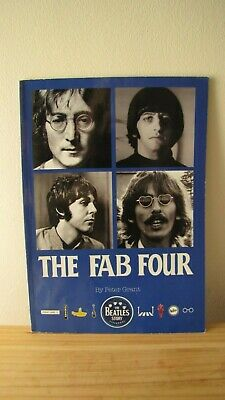 The Fab Four: The Beatles Story by Peter Grant (Paperback) from museum Liverpool