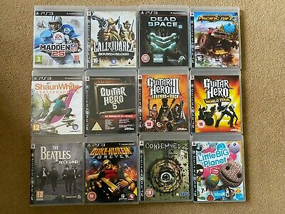 Ps3 games bundle joblot - Playstation 3 Game Bundle - PS3 Games Lot