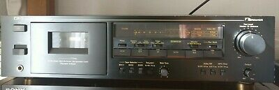 Nakamichi CR 3 - High End Vintage Tapedeck •überholt•