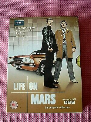 Life On Mars : Complete BBC Series 1 [2006] [DVD] Best Series Ever!