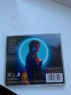 From Out Of Nowhere by Jeff Lynnes ELO (CD, 2019, RCA)