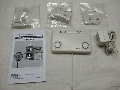 Sky Link SC-10 Total Protection Wireless Alarm System