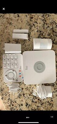 Ring 5-piece Home Alarm Home System - White