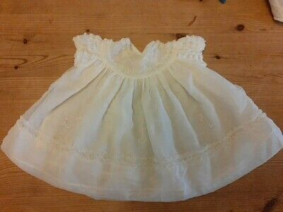 Vintage Baby's Christening Gown dress