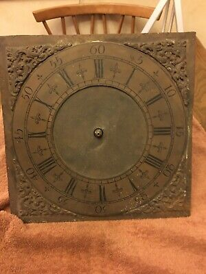 Brass Dail 30 Hour Grandfather Clock Movement