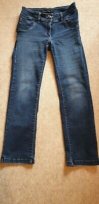 NEXT Ladies Lift Slim And Shape Petite Jeans Size 12