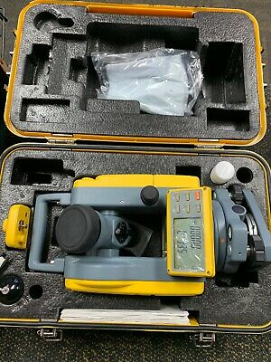 Spectra Precision DET-2 Electronic Theodolite In Case
