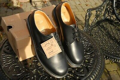 Dr Martens Vintage 1461 Style Made In England Black Size 8 New And Unworn