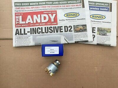 Ignition Starter Switch Land Rover Series 2a/3 less Steering lock (551508)