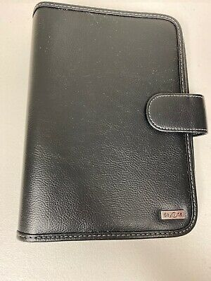 Day 1 One By Franklin Covey 7 Ring Black Planner 9.5 x 7.5