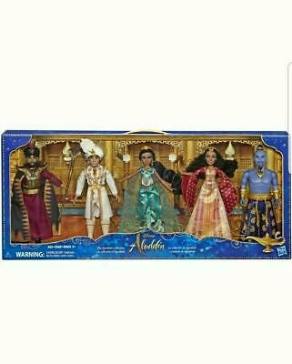 Hasbro Disney Aladdin The Agrabah Collection - Box Has Wear