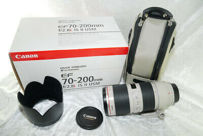 Canon EF 70-200 mm F 1:2.8 L-IS 2-USM
