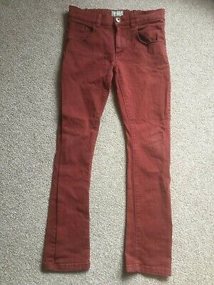 NEXT Boys Brown Jeans  -  Age 11 Years