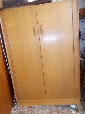 A Vintage  G PLAN  Fitted Wardrobe by E GOMME