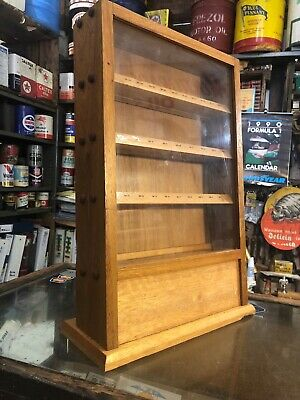 Vintage Router Timber Shop Display Cabinet Hardware Tool