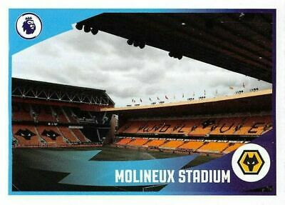 636 Molineux Stadium WOLVES Panini Football 2020 Premier League sticker
